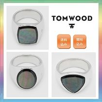 大人気!TOM WOOD  Black Mother Of Pearl 3タイプ