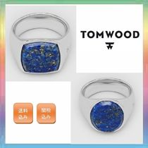 大人気!TOM WOOD Blue Lapis 2タイプ