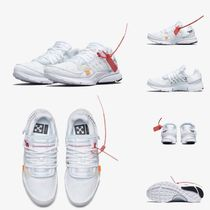 購入証明付the ten OFF-WHITE NIKE AIR PRESTO V2  AA3830-100