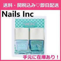 NAILSINC ネイルズインク Self-Made Mermaid Nail Polish Duo