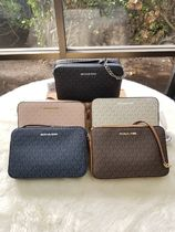 【即発3-5日着】Michael Kors◆NEW LOGO LG EW CROSS◆クロス