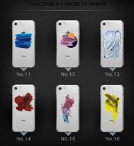 phone case concrete (no11/no12/no13/no14/no15/no16)透明