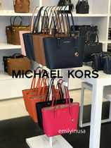 追跡有 Michael Kors★A4収納OK JET SET TRAVEL トート