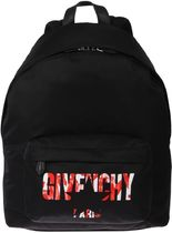 Givenchy★vip sale★ロゴ プリント ナイロン バックパック
