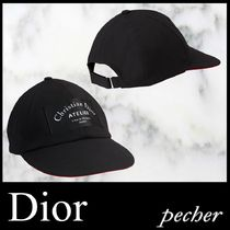 【Dior】CHRISTIAN DIOR ATELIER キャップ