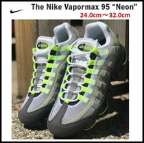 """【NIKE】ヴェイパーマックス★The Air VaporMax 95 """"NEON"""""""