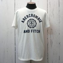 Abercrombie&Fitch アバクロ アップリケ 半袖 Tシャツ  (8895)