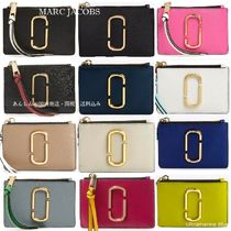 MARC JACOBS【国内発送】Snapshot Leather ID Wallet☆全5色
