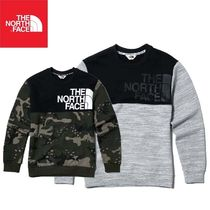 THE NORTH FACE★NOVELTY NUPTSE SWEATSHIRTS