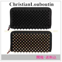 ChristianLouboutin Panettoneスパイクウォレット 関・送込