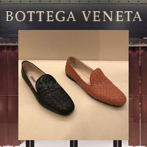 【18AW】BOTTEGA VENETA_women / Intrecciato Leather Loafer