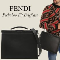 FENDI PEEKABOO FIT ブリーフケース