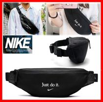 ★韓国の人気【ナイキNIKE ] ★Just Do It Waist BAG★Unisex