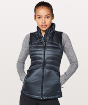 SALE*Down For A Run Vest II*軽量グースダウン*Inkwell