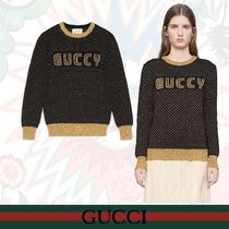 GUCCI  GUCCY ニット トップ