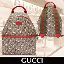 GUCCI GG Sylvie Bow Backpack 関税送料込