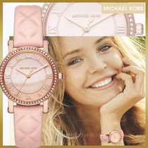 【人気☆SALE】MICHAEL KORS Petite Norie Watch ピンク