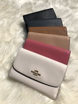 NEW! 即発◆3-5日着COACH◆PEBBLE MEDIUM ENVELOPE - F30204