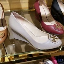 2018AW♪ Tory Burch ★ LUNA WEDGE : 85mm