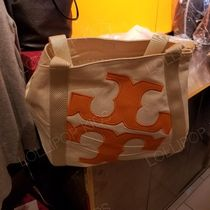 ファイナルセール! Tory Burch ★ BEACH LOGO TOTE