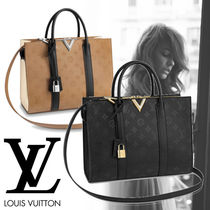 18SS 【直営店】 新作  Louis Vuitton Tote Very トートバッグ