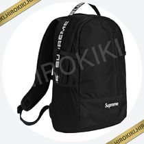 【18SS】Supreme Backpack Cordura Box Logo バックパック 黒