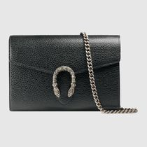 ★新作 Dionysus leather mini chain bag