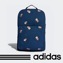 [アディダス 正規品]Adidas Unisex Trimm Dich backpack CD6063