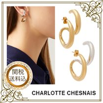 【関税・送料込】Charlotte Chesnais☆Curl single earring