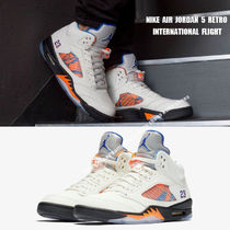 NIKE★AIR JORDAN 5 RETRO★INTERNATIONAL FLIGHT