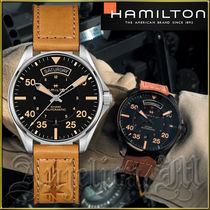 ★送料関税追跡込★Hamilton Khaki Pilot Day Watch H64645531