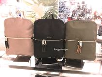 【MICHAEL KORS】新作☆Pollyナイロン製バックパック☆A4OK !
