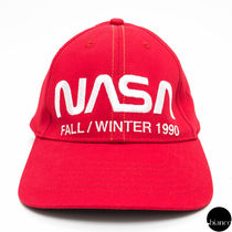 関税込HERON PRESTON 2018AW NASA TWILL CAP ユニセックス