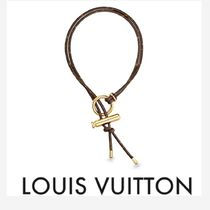 LOUIS VUITTON トグルネックレス