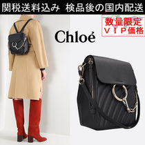 18-19AW少数入荷 SALE★CHLOE★Faye backpack
