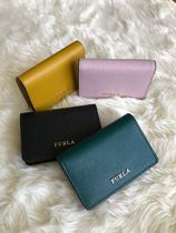【即発◆3-5日着】FURLA ★BABYLON BUSINESS  CARD CASE★PS04