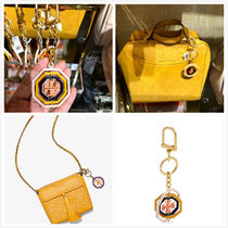 限定販売 TORY BURCH★ROTATING GEO KEY RING  キーホルダー