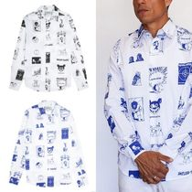 Fucking Awesome(ファッキング オウサム) シャツ New!!完売必須!!「Fucking Awesome」Cut Outs Dress Shirt