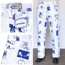 Fucking Awesome(ファッキング オウサム) パンツ New!!お早めに!!「Fucking Awesome」Cut Outs Work Pants