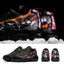 "【EMS送料込】NIKE ★ Air Max 95 ERDL Party ""Camo Black"""