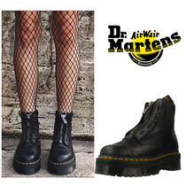 限定sale Dr Martens★SINCLAIR JUNGLE BOOT★ジッパー★厚底
