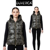Duvetica febedue military camouflage ミリタリーダウンベスト