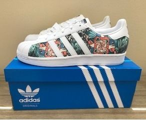 online store ce889 800f7 大人もOK!!☆adidas☆Superstar Tropical Print
