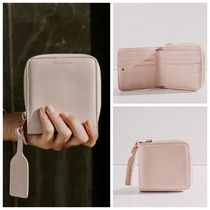 AUS発【THE HORSE】Mini Block Wallet in Baby Pink*追跡付き