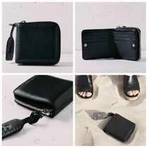 AUS発【THE HORSE】Mini Block Wallet in Black*追跡付き