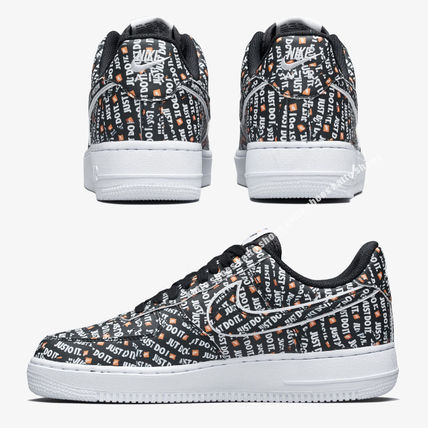 Nike スニーカー NIKE★AIR FORCE 1 '07 LV8 JDI★ロゴ★JUST DO IT COLLECTION(3)