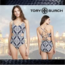 *Tory Burch*トリーバーチ★Tapestry Geo One Piece