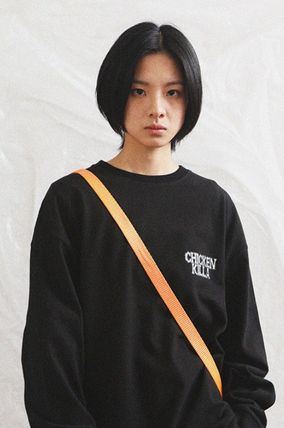 CRITIC Tシャツ・カットソー ★関税込★CRITIC★SKULL CHICKEN KILLA LONG SLEEVE T-SHIRT★(3)