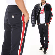 MONCLER Joggers With Zipped Cuffs