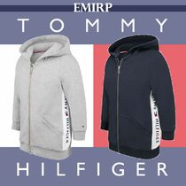 ☆18AW☆Tommy Hilfiger★大人もOK★ZIP UPフーディー[8~16Y]